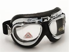 Glasögon Vintage MC Klara-Mörka-Silver glas
