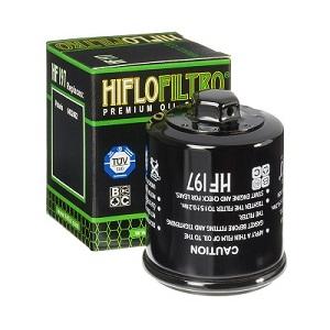 C1-082020000 Oljefilter PGO = Se HF197 Oljefilter MC