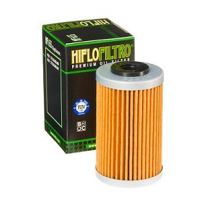 HU770.38.005.044 Oljefilter Husaberg = Se HF655 Oljefilter MC