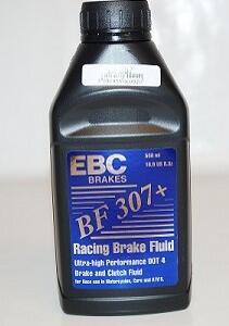 EBC Brake Fluid HIGH + DOT4 500ML  (BF307)