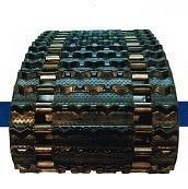 Skotermatta 38x289 Kamhöjd 17,5 mm (9755)