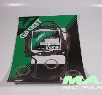 Packningssats Kawasaki 500 H1 3 cyl. 1969-76 11104