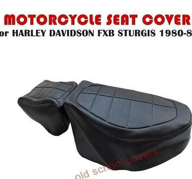 Dynöverdrag Harley-Davidson FXB 1980-82