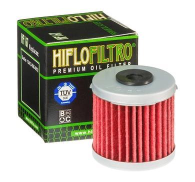 HF167 Hi-Flo Oljefilter